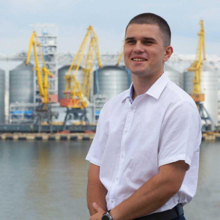 Артем Силич — потомственный моряк и будущий капитан
